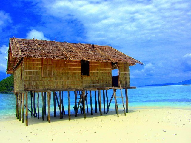 Raja Ampat Beach House