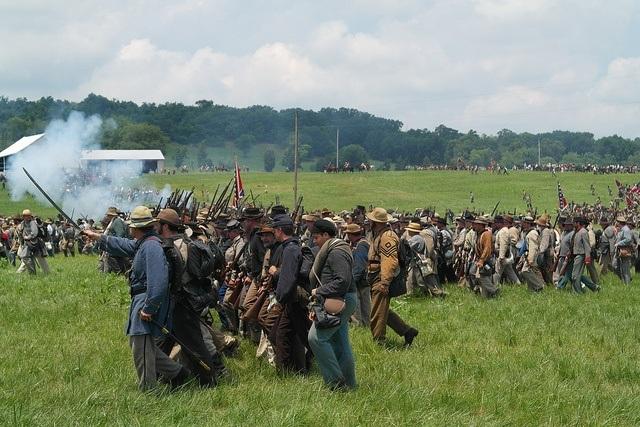 150th Gettysburg Reenactment 2013