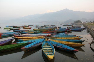The Beauty of Pokhara, Nepal