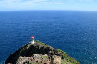 Hiking to the Makapu'u Lighthouse