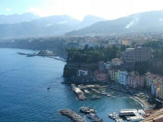 Have Your Cake and Eat It in Sorrento