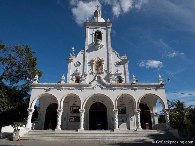 Church in San Salvador