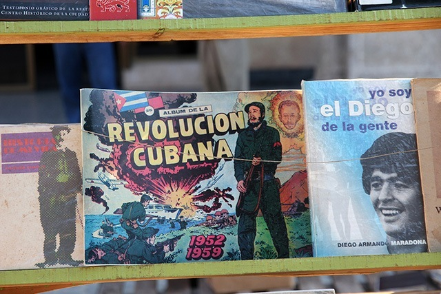 Cuban comics