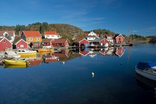 Island in southern Norway (photo: Christian Haugen)