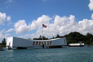 Visiting Pearl Harbor in Hawaii