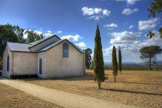 Chapel at Stones in Yarra Valley