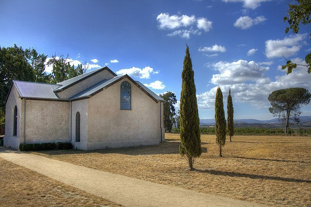 Chapel at Stones in Yarra Valley