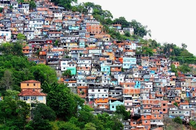 Gusto's favéla in Rio (photo: Daniel Julie)