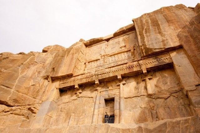 Tombs at Persepolis