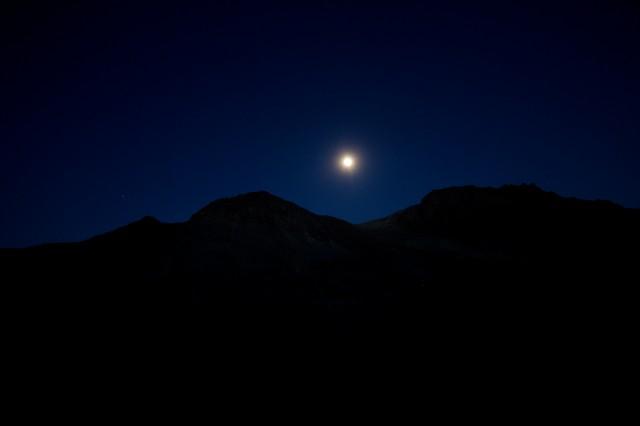 Moonlight over Simin Dasht