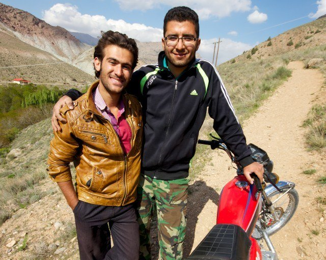 Shahazadeh and Omid