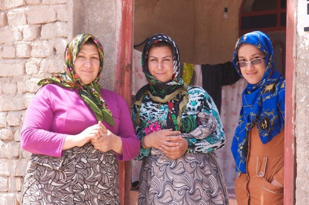 Kurds in Simin Dasht
