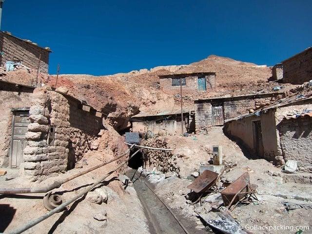 Mine at Cerro Rico