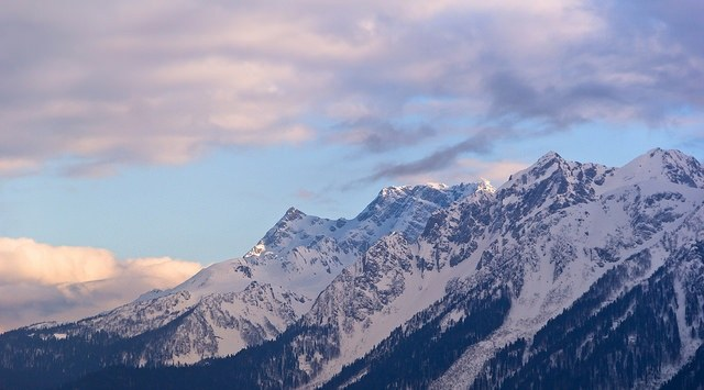Sochi Mountains by Pawel Maryanov
