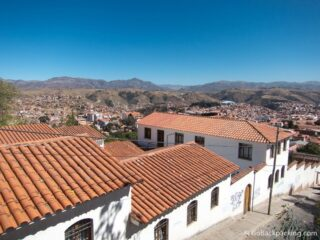 Sucre: Bolivia's Constitutional Capital in Photos