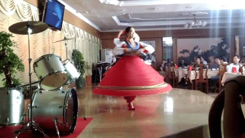 Pyongyang II never fails to entertain