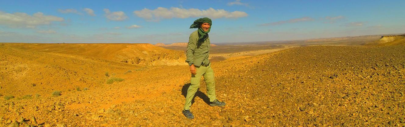 Francis in the Sahara