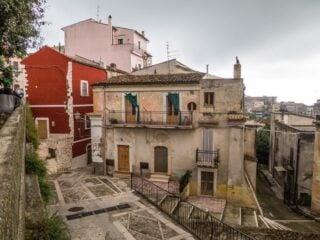 Wandering the Back Streets of Vico del Gargano