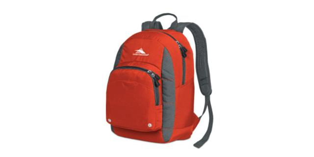 InLuggage - High Sierra Impact Back Pack