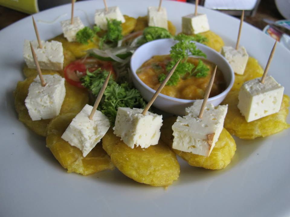 Tajadas with fresh local cheese – NOM! Special thanks to Ometepe Secret Adventures for such a great introduction to Nicaraguan cuisine.