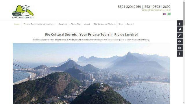 Rio Cultural Secrets offers private tours in Rio de Janeiro