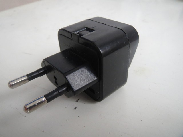 You'll need an electrical adapter in most parts of Brazil.