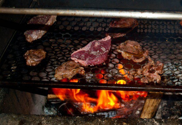 Brazilian churrasco (photo: André Ribeiro)
