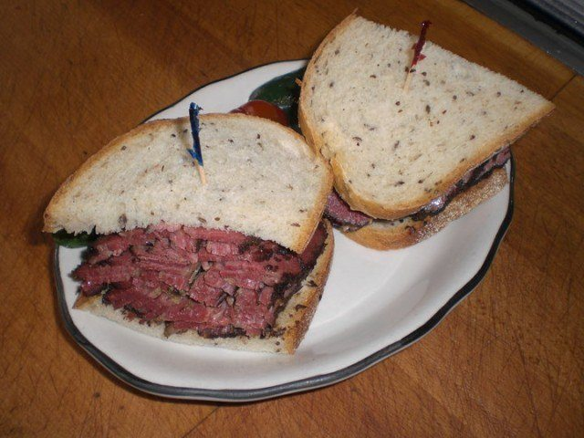 Pastrami Queen has some of the best sandwiches in New York.