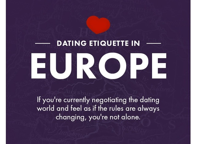 Dating etiquette kiss