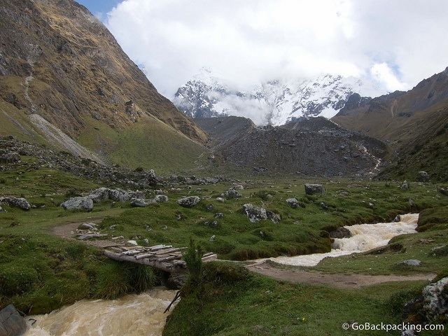 Salkantay trek to Machu Picchu (photo: David Lee)