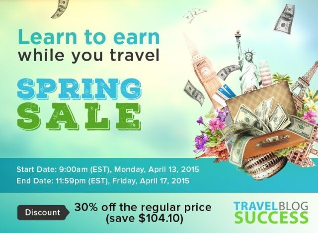 TBS Spring Sale