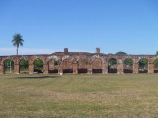 Paraguay And The Jesuit Ruins
