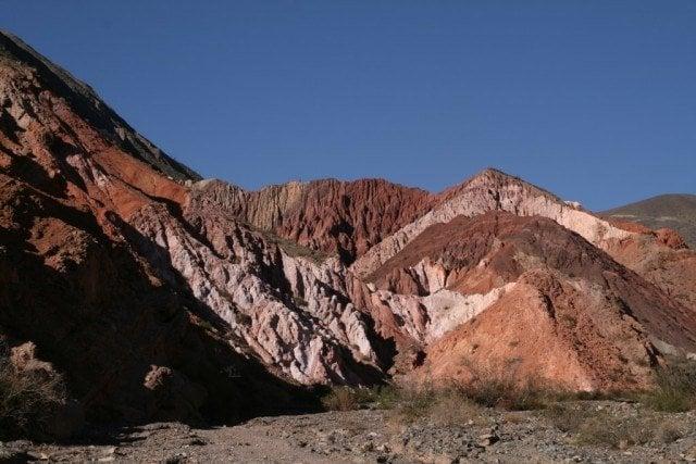 Hill of Seven Colors
