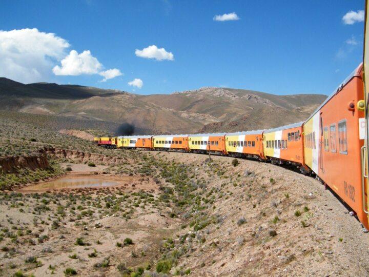 Train in Salta