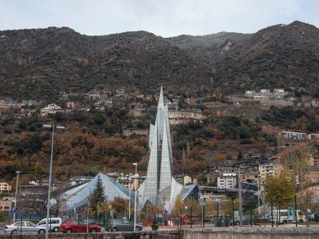 Caldea Andorra spa