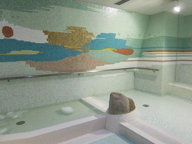 Caldea's ice room
