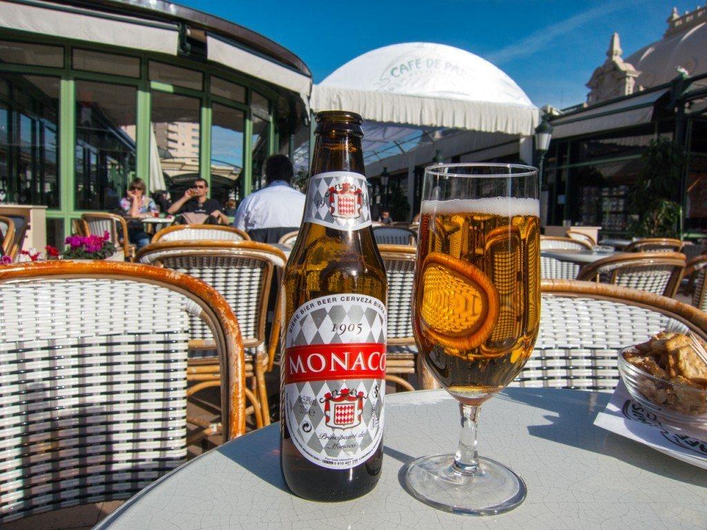 Monaco beer