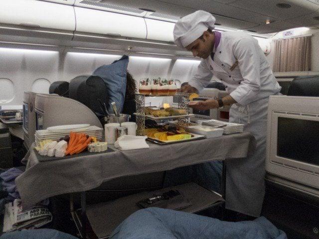On board chef