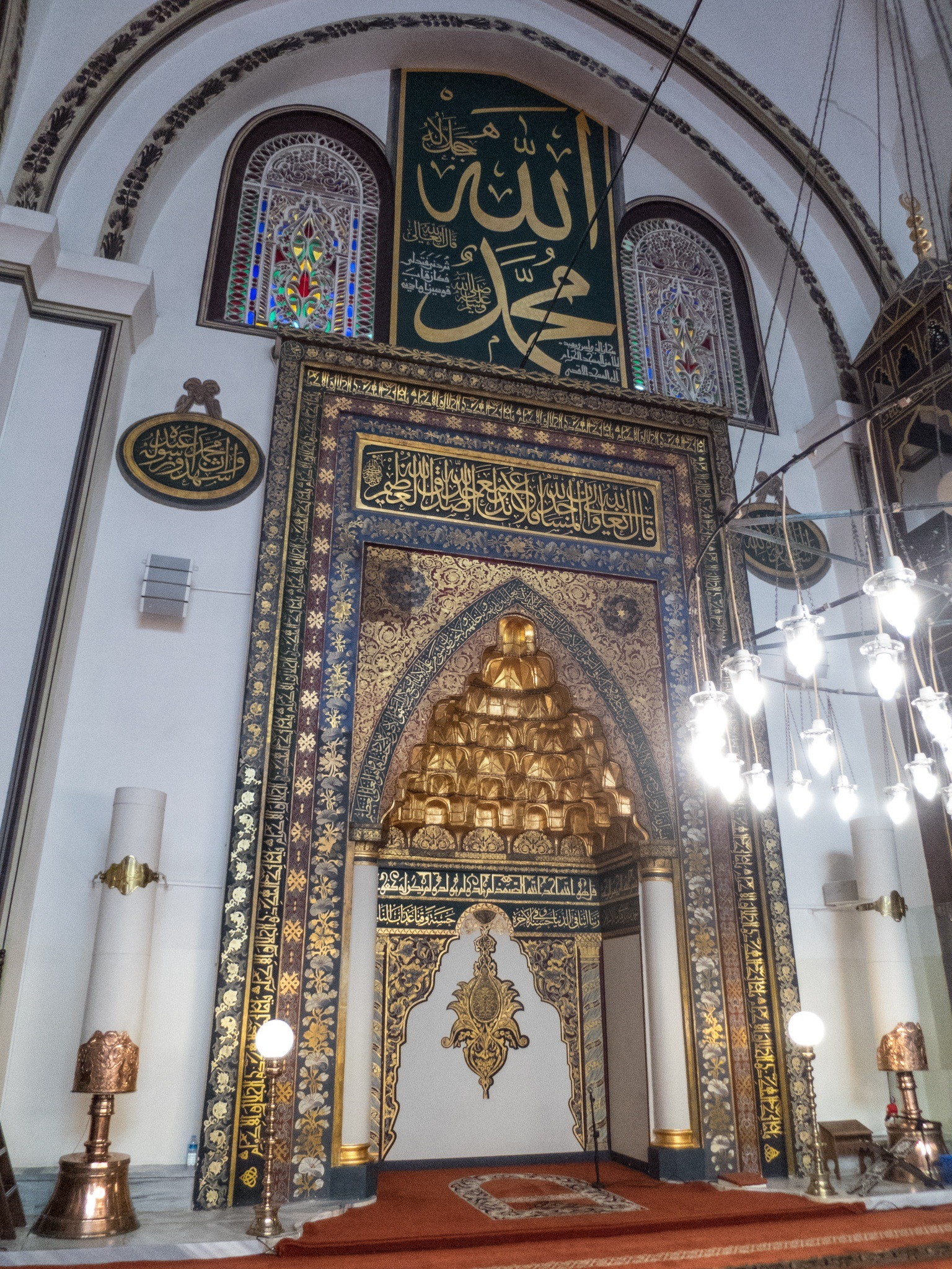 Ulucami - Grand Mosque of Bursa