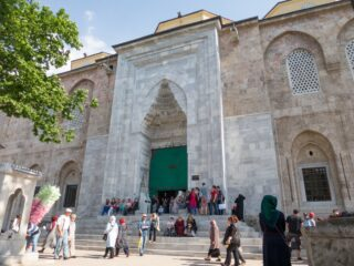 Bursa Icons: The Grand Mosque and Green Tomb