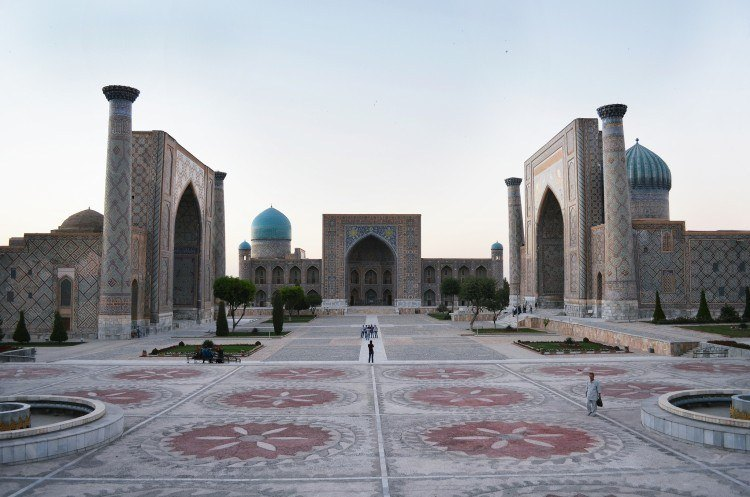 Journey Through Central Asia With Silk Road Explore