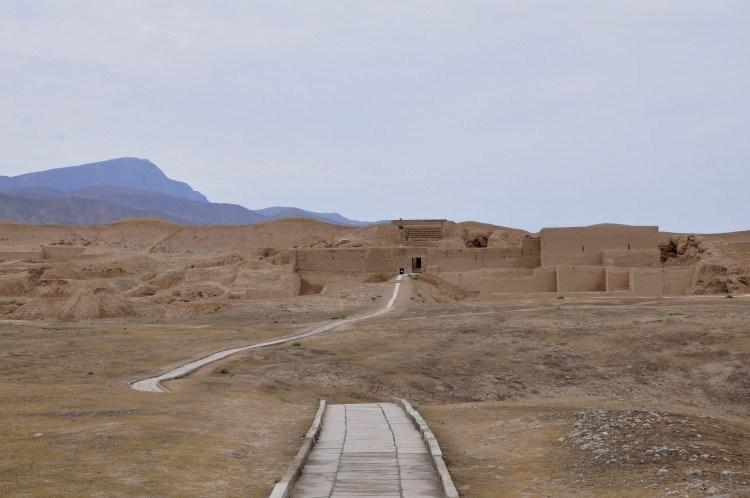 Nisa in Turkmenistan