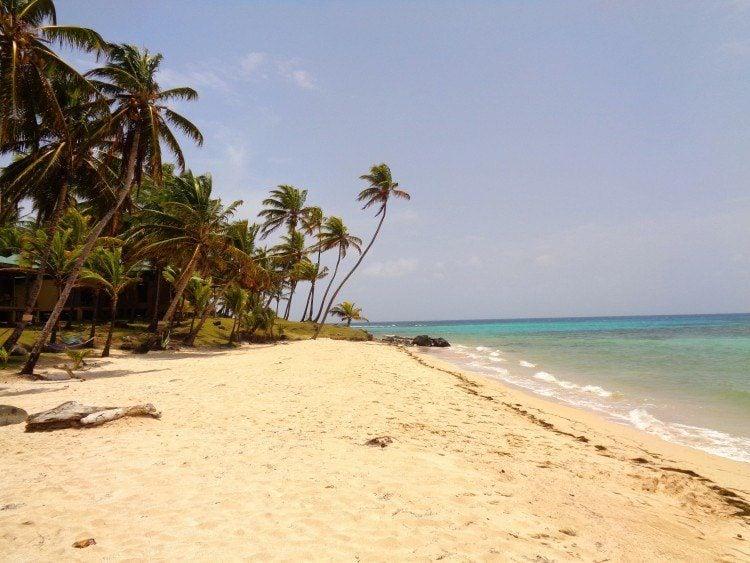 The Corn Islands in Nicaragua