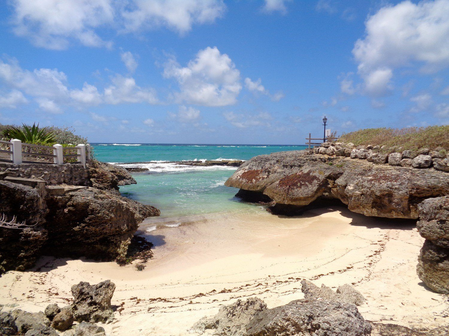 Can You Really Backpack The Caribbean?