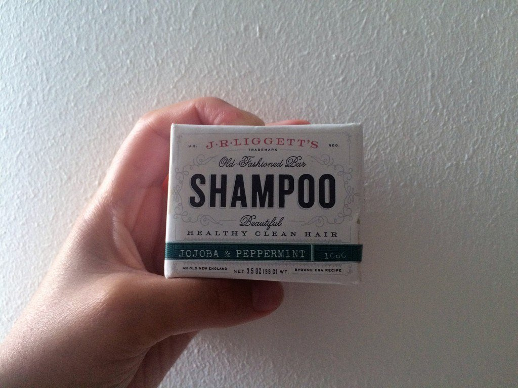 My go to brand for shampoo bars