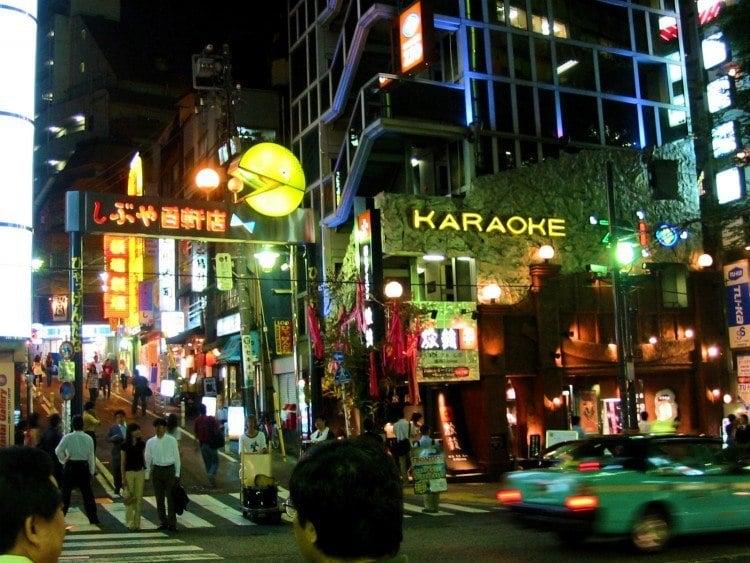 Karaoke in Tokyo