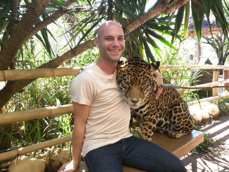Zoofari Baby Jaguar