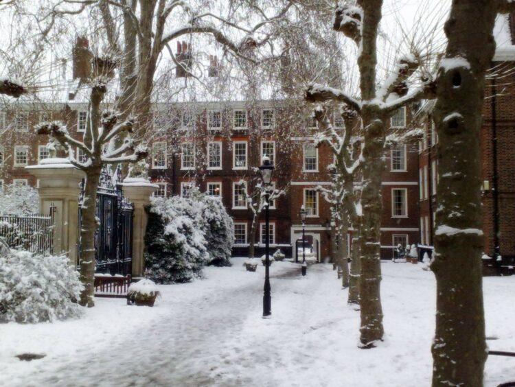 Field Court, Gray's Inn