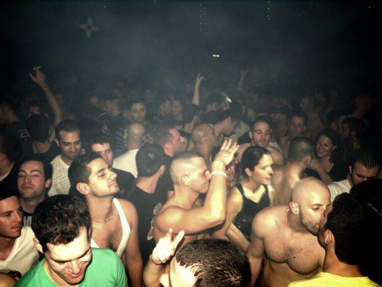 TLV nightclub in Tel Aviv