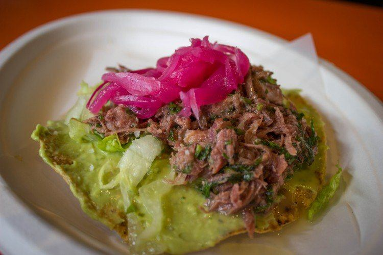 Beef tacos - Yum!